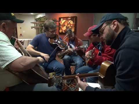 2018-01-07 Stony Point Jam with Marty Elmore - 2018 Colorado Fiddle Championships