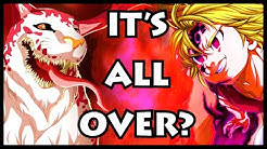 It's finally ALL OVER for Seven Deadly Sins?! (Nanatsu no Taizai Cath Chaos Twist & Manga End News)