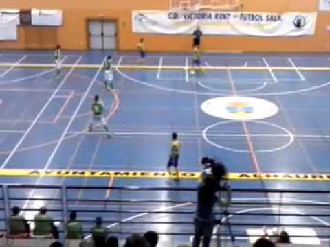 Victoria Kent FS 3-3 Real Betis FS