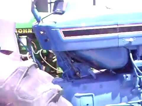 Tractor Ford 6610 pic