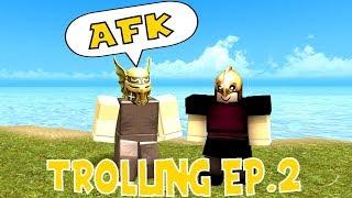 AFK TROLLING in BOOGA Ep.2   Roblox Booga