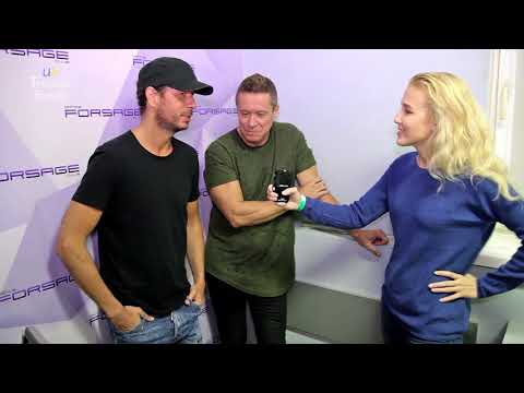 UATF Interview with Cosmic Gate @ Forsage Dance Club, 20.10.17