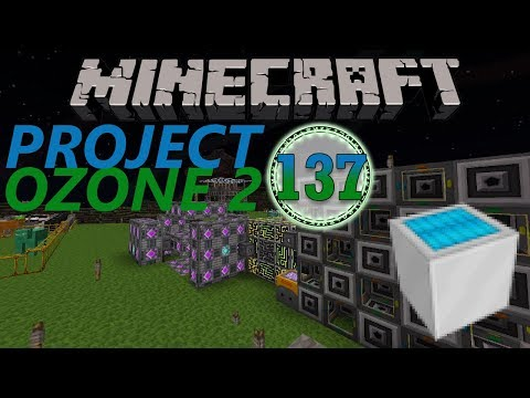 Minecraft: Project Ozone Part 137 - GOING SOLAR
