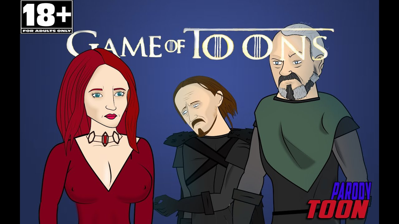 Game Of Thrones Season 6 Cartoon Parody - Youtube-4565
