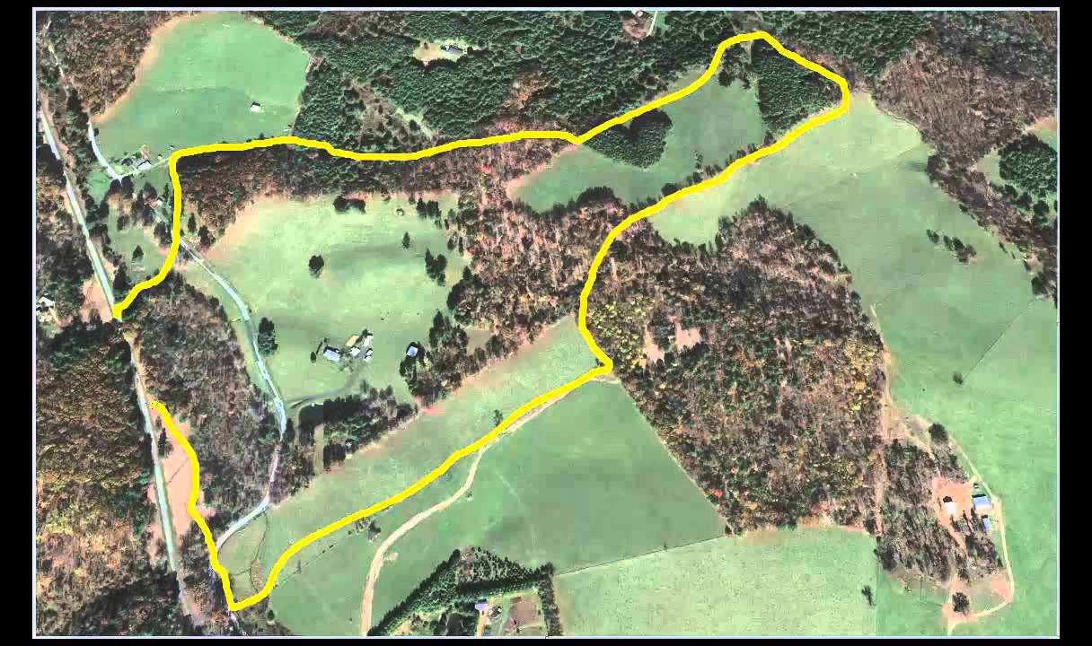How To Find Deer Using Aerial Photos To Find Deer Hunting