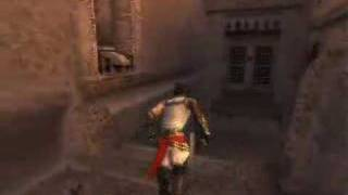 Prince of Persia: The Two Thrones - Walkthrough: Part 1