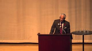 Leonard Haynes III lectures for the 2015 Lena Bailey Lecture Series