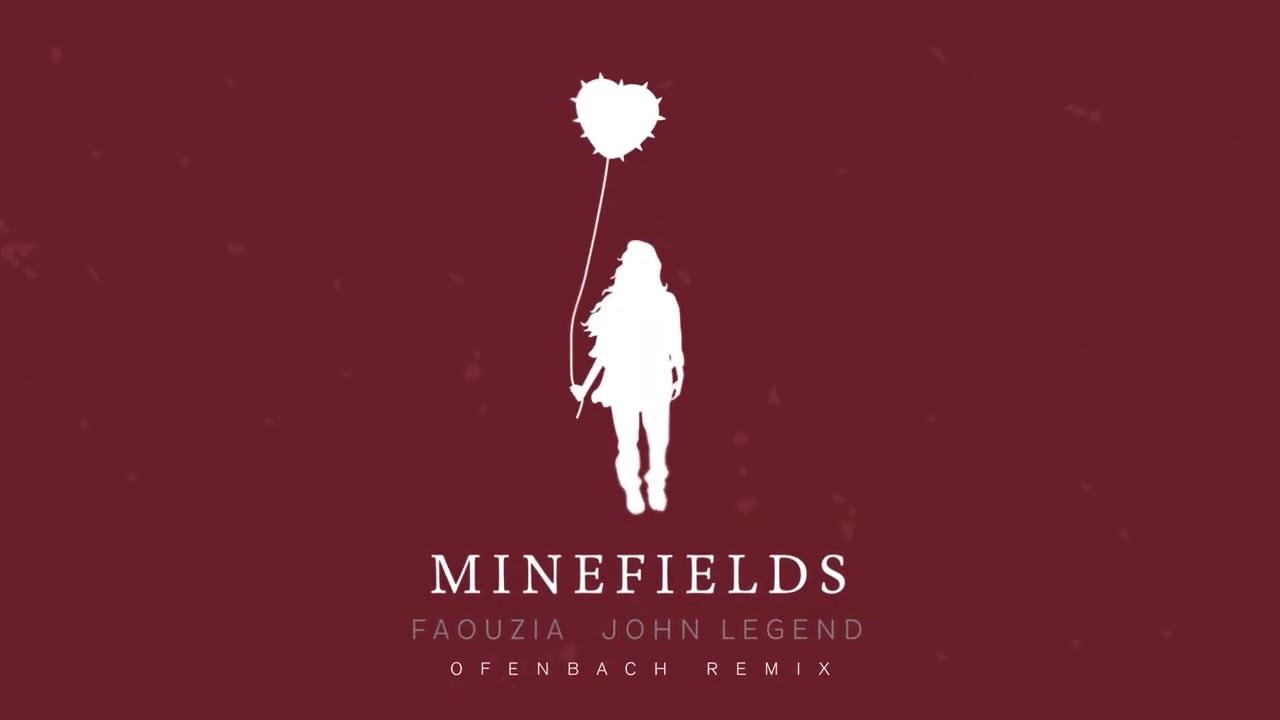 Download Faouzia & John Legend - Minefields (Ofenbach Remix) [Official Audio]