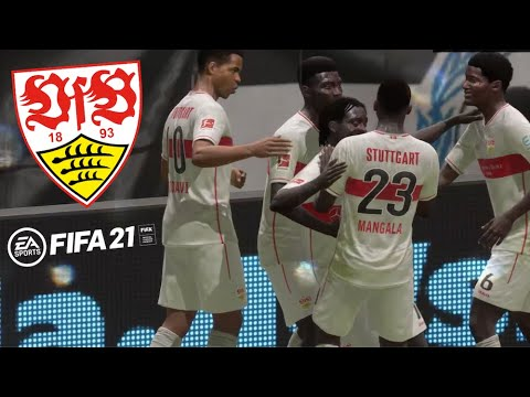 Str Spielt Fifa 21 Vfb Stuttgart Karriere 3 Youtube
