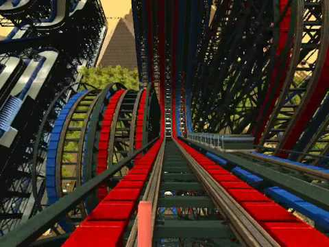Rollercoaster Tycoon 2 Assembly