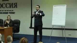 Роман Захватов, выступление на бизнес семинаре NL international 27.08.2016