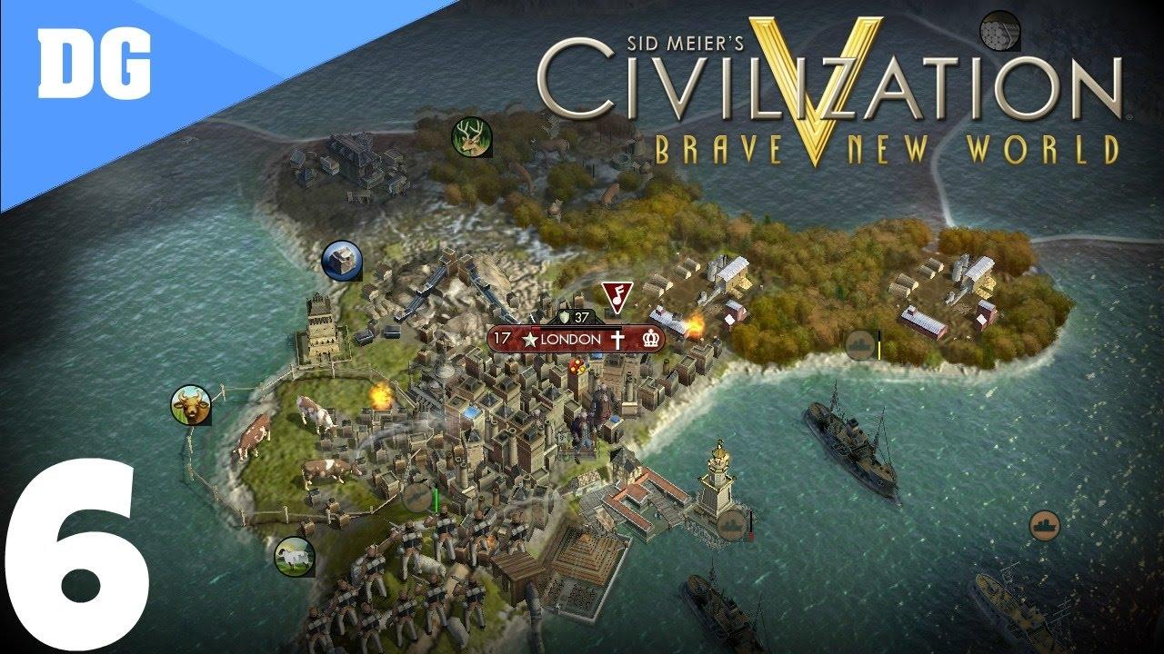 Civilization v brand new world episode 6 lets finish this civilization v brand new world episode 6 lets finish this civ 5 gameplay gumiabroncs Image collections