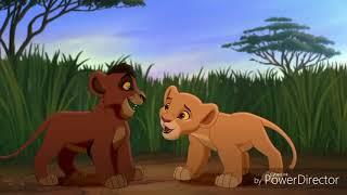 """Клип""""А ты такой красивый с бородой"""" (Король лев 2)"""