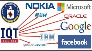 IN-Q-TEL CIA, DARPA - VENTURE CAPITAL FIRMS INVESTING IN TECHNOLOGIES TO SPY ON AMERICAN CITIZENS