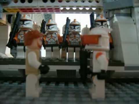 Star wars the lego clone wars 212 legion i der anfang - Croiseur star wars lego ...