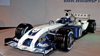 Мегазаводы  Формула 1  Williams F1 HD качество