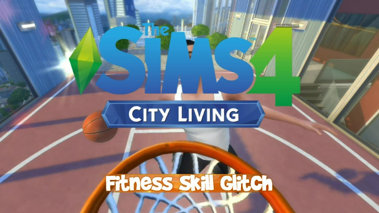 Rim Rockin Basketball Hoop - Store - The Sims 3