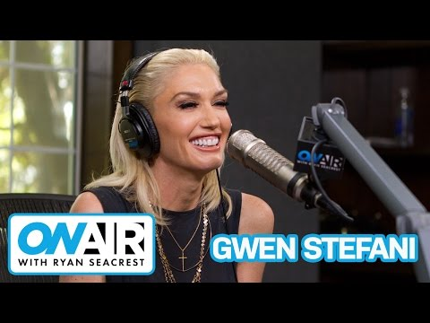"Gwen Stefani Talks Blake Shelton Rumors, ""The Voice""   On Air with Ryan Seacrest"