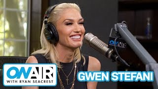 "Gwen Stefani Talks Blake Shelton Rumors, ""The Voice"" 