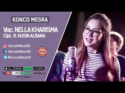 Nella Kharisma - Konco Mesra (Official Music Video)
