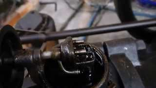 Crossley,look around,slide valve,stationary engine,Stationärmotor,Gasmotor,Standmotor