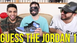 Guess The Sneaker Game!! (Jordan 1 Edition)