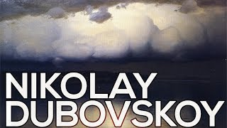 Nikolay Dubovskoy: A collection of 66 paintings (HD)