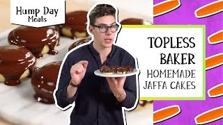 Homemade Jaffa Cakes | Hump Day Meals - Topless Baker