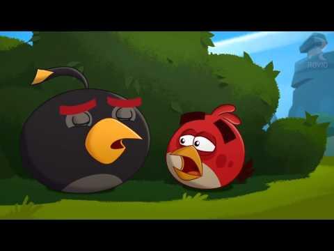Злые птицы. серия 42. сезон 1