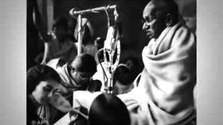Gandhi S Address On All India Radio