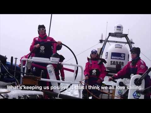 Team SCA - Good Karma | Volvo Ocean Race 2014-15