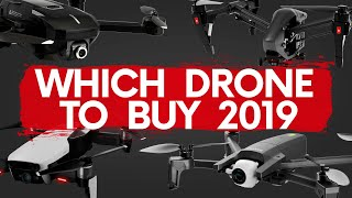 DRONE BUYING GUIDE 2019 DJI YUNEEC PARROT OR AUTEL?