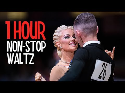 [1 HOUR] NON-STOP WALTZ MUSIC MIX #2