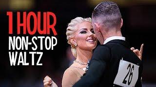 [1 HOUR] NON-STOP WALTZ MUSIC MIX | Dancesport & Ballroom Dancing Music