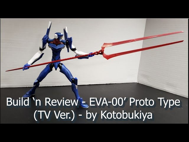 Build n' Review - Neon Genesis Evangelion - EVA-00' Proto Type (TV Ver.) by Kotobukiya