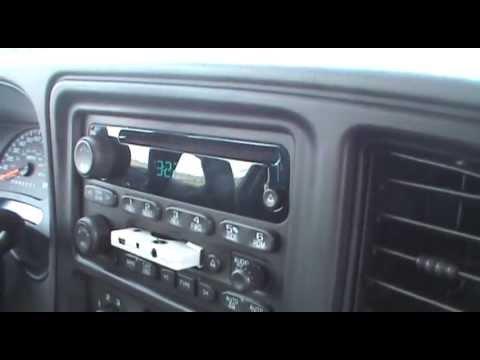 "2007 Chevrolet SilveradoTapePlayer and a ""Unique"" MP3 Player"