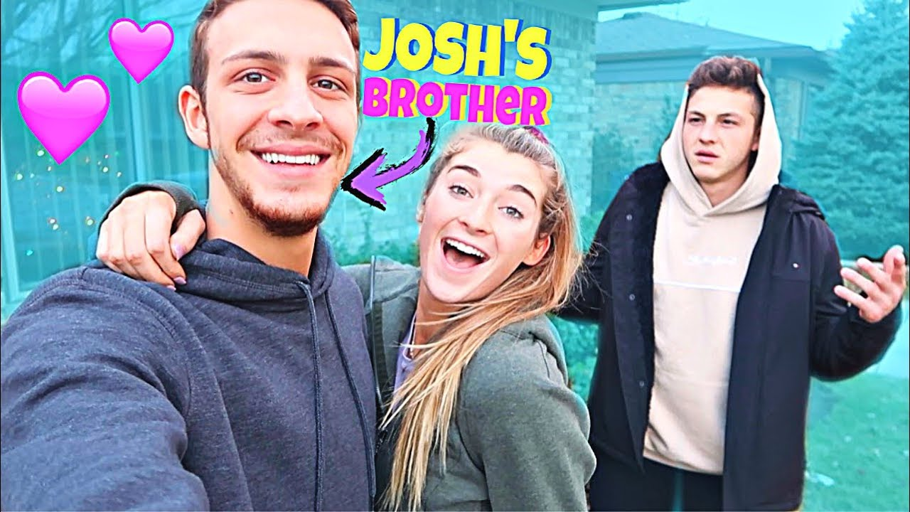 Replacing My Boyfriend With His Brother - Youtube-7976