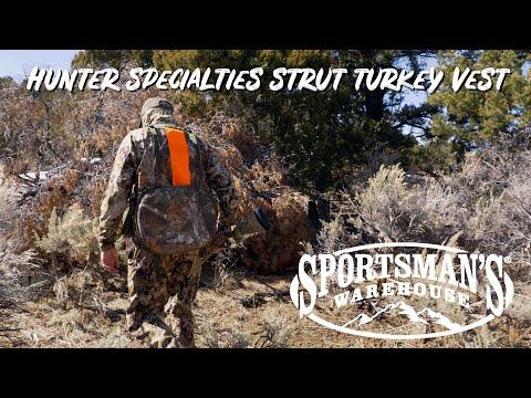 Hunter Specialties Strut Turkey Vest