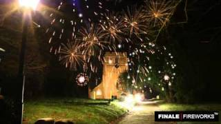 Great Maplestead New Year Fireworks 2011.mp4