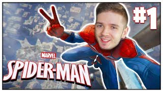 JSEM SPIDERMAN! (Marvel's Spider-Man)