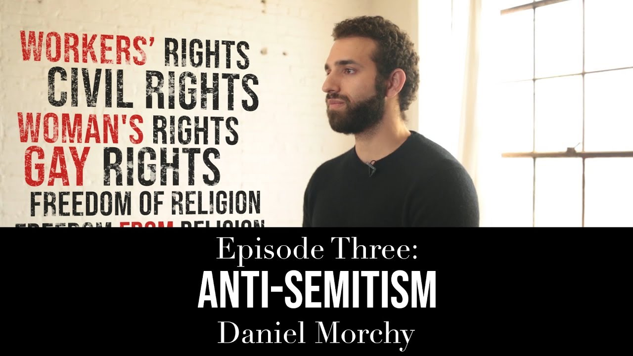 The Hard Truth Episode 3: Anti-Semitism