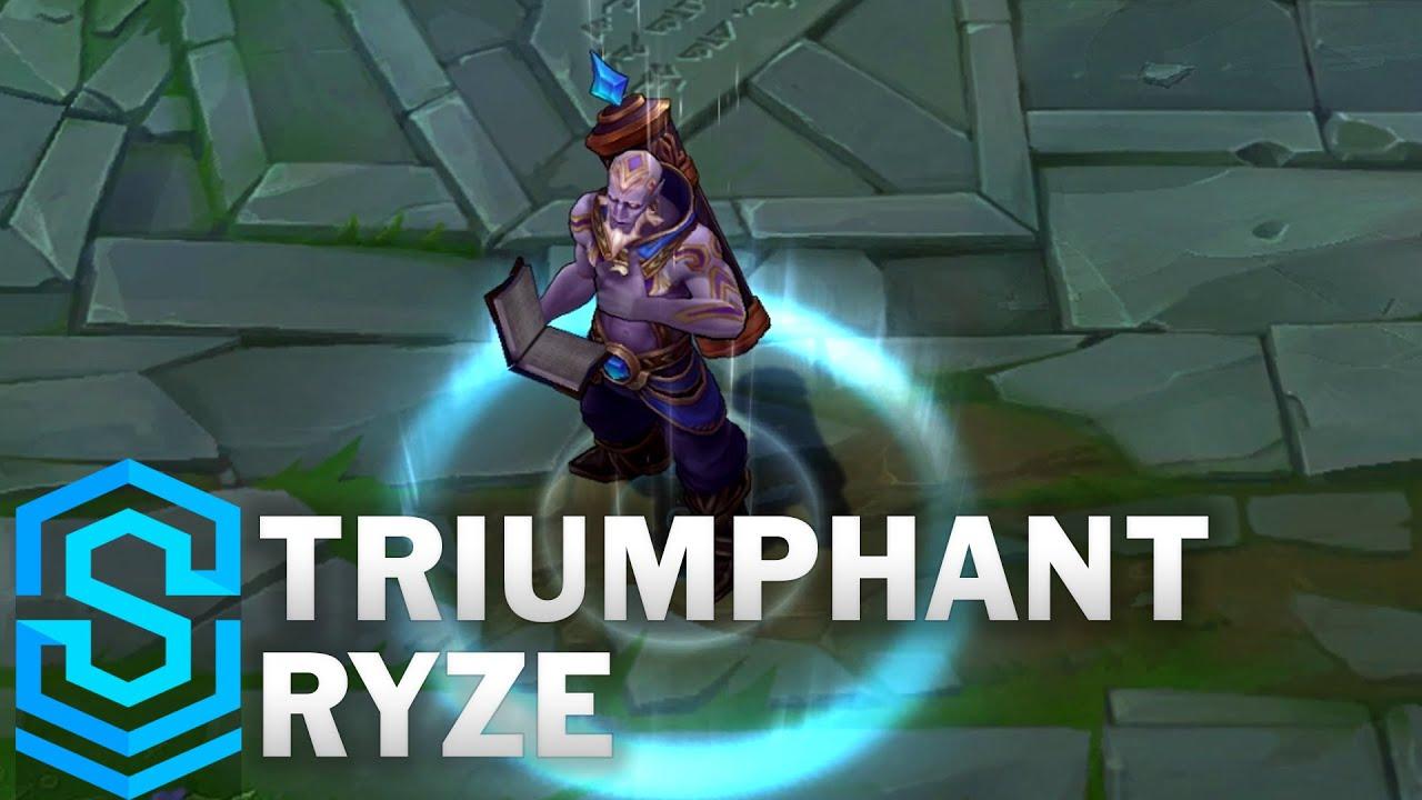 triumphant ryze