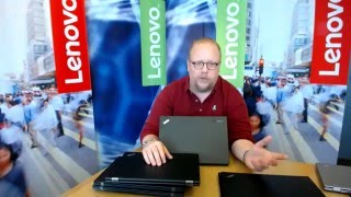 ThinkPad Live AMA With Laptop Mag, Lenovo