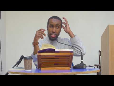 Part 2 || Explanation of Etiquettes of Critical theory  and Debate  || Ustadh AbdulRahman Hassan