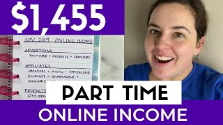 November Online Income Report | YouTuber Income | Vlogmas 2019 Day 2