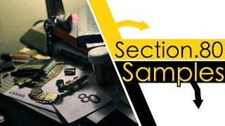 Every Sample From Kendrick Lamar's Section.80