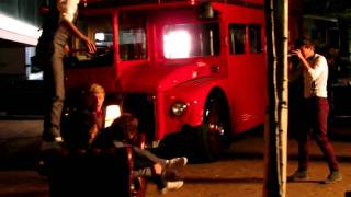 One Direction - One thing Music Video (Behind the Scenes)