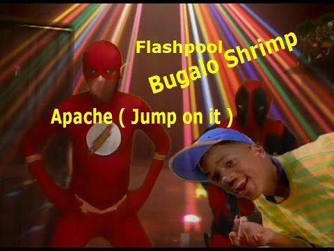 deadpool flash aka will smith and carlton banks dance. Black Bedroom Furniture Sets. Home Design Ideas