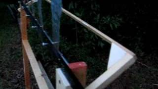 Falling Plate Rack For Airsoft