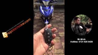 Chống trộm remote xe hơi cực an toàn cho Exciter | Shopdochoixe.com